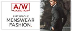 Just Unique's Menswear Range. News Online, Menswear, Range, Mens Fashion, Clothes For Women, Unique, Moda Masculina, Outerwear Women, Cookers