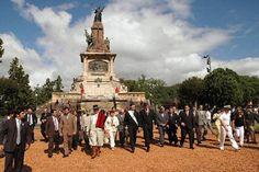 Los salteños se preparan para recordar el triunfo de Belgrano: A 204 años de la Batalla de Salta, los actos conmemorativos iniciarán a las…