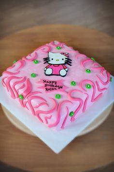 Hello Kitty Cake by ~KayleyMackay on deviantART