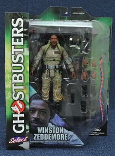 Diamond Select Toys: Ghostbusters Select Action Figures