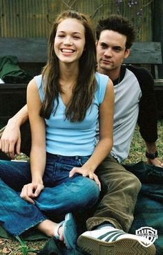 Shane West as Landon Carter in 'A Walk To Remember'. Love is patient, love is kind...and so are we!