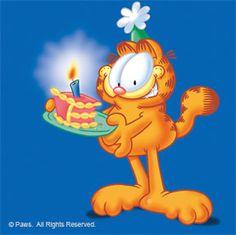 Garfield's Birthday, June 19, 1978!