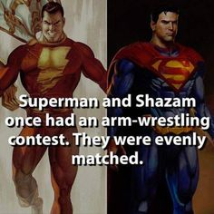 Fun Superhero Facts – 27 Pics