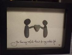 The Pebbles Collection...You have my whole heart by ArtSeaHeart