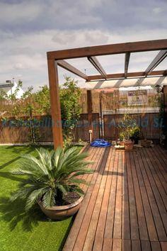 de jardn moderno diseo jardines