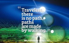There Is No Path -