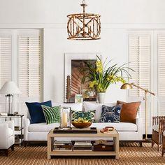 #декор #светильники #холодная_гамма #зеленый #синий #стиль_мебели #оттенки_дерева