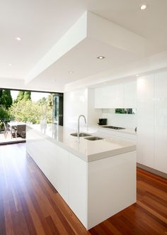 1000 Ideas About White Galley Kitchens On Pinterest Galley Kitchens Galley Kitchen Design