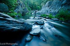 Indian Falls, Quincy, CA  Lucid Photography