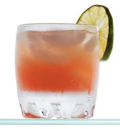 Jim Meehan of PDT bar in New York City created this alternative to rum and Coke, utilizing lighter, brighter grapefruit soda, which lets the bold character of a pot-distilled English-style rum shine through.