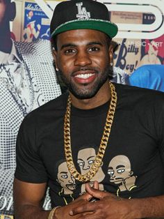 Jason Derulo's interview. I like how we can see a little of everything he is going through in just one article.
