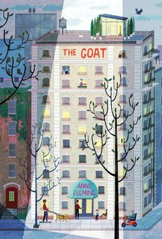 Junior Library Guild : The Goat by Anne Fleming