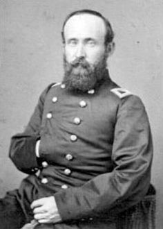 Col. Ira G. Grover (December 26, 1932 - May 30, 1876), Union Corps, 1st Division, 2nd Brigade, Commander of 7th Indiana Volunteer Infantry Regiment, Army of the Potomac.