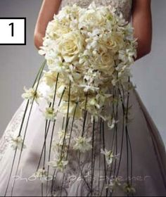 this one is a little over the top, but i could see it going well with your wooded wedding