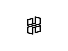 H Monogram by Chris Grey