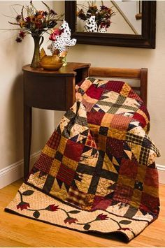 Country Comforts by Martingale   That Patchwork Place, via Flickr