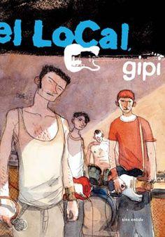 El local de Gipi, recomendable 100%