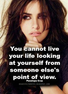 Celebrity Quotes: Penelope Cruz