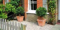 small front garden design