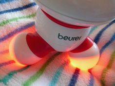 Beurer Mini Massager... http://www.colorful-things.de/2016/05/02/beurer-mini-massager-massager/