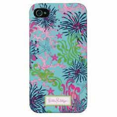 Lilly Pulitzer iPhone 4/4S Cover - Dirty Shirley by Lilly Pulitzer. $28.00. From Lilly Pulitzer's Fall/Winter 2012 - 2013 collection