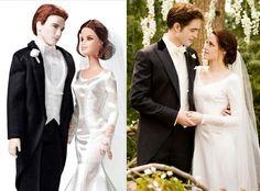Twilight Breaking Dawn wedding Barbie