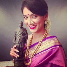 Pallvi subhash.. Dada Saheb Phalke award for marathi film.. तुज माझ जमेना