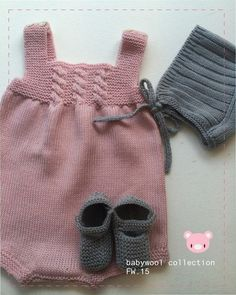 Malhas de bebe Knitting For Kids, Baby Knitting Patterns, Baby Patterns, Magia Do Crochet, Knit Or Crochet, Knitted Baby Clothes, Bebe Baby, Baby Sweaters, Stylish Baby