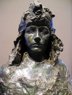 Auguste Rodin - La France at National Art Gallery Washington DC Sculpture Head, Modern Sculpture, Bronze Sculpture, Metal Sculptures, Abstract Sculpture, Wood Sculpture, Auguste Rodin, Camille Claudel, Statues
