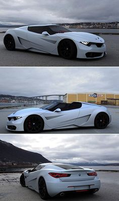 nice BMW M9 is Ultra Sleek, Looks Like the i8 Meets M6 - TechEBlog
