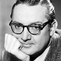Steve Allen.  His mysteries are so funny.  And good.