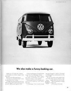 Volkswagen Ad - We Also Make