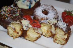CRONUTS - der aktuelle Dessert - Trend aus Manhatten
