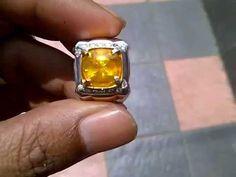 Yellow Sapphire srilanka - Indah Mulia Gemstone