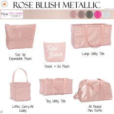 Available March 1st – August 31st, while supplies last. Trina Lovegren, Thirty-One Consultant www.trinalovegren.com Thirty One Bags, Thirty One Gifts, Thirty One Consultant, March 1st, Blush Roses, Totes, Tote Bag, Spring, Business