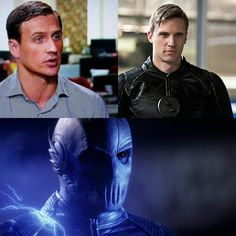 'Teddy Sears' as 'Zoom' on 'The Flash'