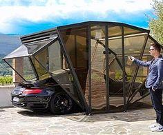 Standalone Car Garage