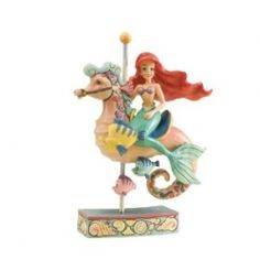 Jim Shore Disney Traditions Princess Carousel