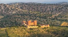 Ecolodge Atlas Kasbah Agadir Atlas Kasbah is an award-winning eco-friendly guest house in Agadir. It is 20 minutes from the beach in the High Atlas Mountains in the south of Morocco.  The rooms are decorated in a bright and traditional style with Berber and European influences.