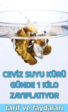 Günde 1 Kilo Verdiren Ceviz Suyu Recipe for 1 kg weight loss in 1 day Hair can lead to compassion Healthy Sport, Diet And Nutrition, Fitness Diet, Health Fitness, Recipe For 1, Recipe Image, Sports Food, Health Cleanse, Le Diner