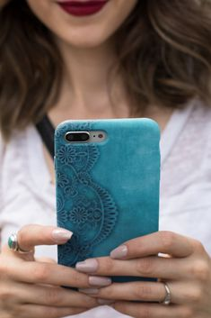 Everybody loves Mandalas! What about a mandala ornament phone case? We believe, it looks amazing! Available for iPhone and Samsung. Details:  * Shatter-resistant polycarbonate case   * Embedded design for long-lasting quality   * All-over print  * Fade and scratch resistant #phonecases #mandalacase #mandala Samsung, Phone Cases, Ornaments, Iphone, Wallpaper, Amazing, Floral, Design, Mandalas