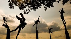 Millesgarden, Sculpture park