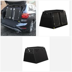 BMW X1 (2015–Present) Dog Car Travel Crate -The DT 1 About the BMW X1 (2015–Present) Dog Car Travel Crate -The DT 1 Our DT 1 model dog crate is a fantastic box for the BMW X1 2015-Present. The DT 1 is a great box for medium sized jeeps, with enough room for two Labradors or similar sized dogs. It comes with a removable divider which frees up more space if you need it for larger dogs. The box is made from a super tough lightweight plastic and to make this easy to clean we have included… Dog Travel Accessories, Pet Transport, Pet Vet, Dog Crates, Stainless Steel Doors, Dog Car, Labradors, Car Travel, Large Dogs
