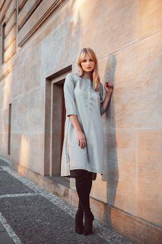 Daya - udržitelná móda protkaná láskou – DAYA.cz Normcore, Collection, Style, Fashion, Swag, Moda, Fashion Styles, Fashion Illustrations, Outfits