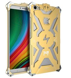 SIMON THOR Shockproof Aerospace Aluminum Metal Case for Xiaomi Mi Max