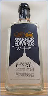 Warner Edwards distillery - Cracking bit of Gin, rich of caramel afters. Personal favourite!