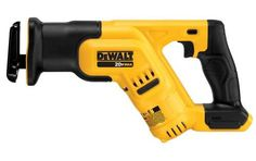 DeWalt DSC387 Cordless Recip Saw - Tools of the Trade