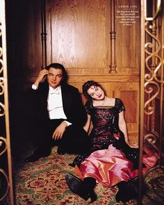 "20 years after its release the year of Titanic cast reunion photos has arrived. At the link in bio see the photo captioned ""Gang's back together. Now we're saving icebergs. Go figure..."" Photograph by @PeggySirota for V.F. June 1997.  via VANITY FAIR MAGAZINE OFFICIAL INSTAGRAM - Celebrity  Fashion  Politics  Advertising  Culture  Beauty  Editorial Photography  Magazine Covers  Supermodels  Runway Models"