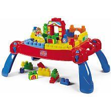 Mega Bloks Play 'n Go Table (8237)
