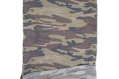 Muted Camouflage Print Knit Jersey Fabric 1.5 yards PDK00426